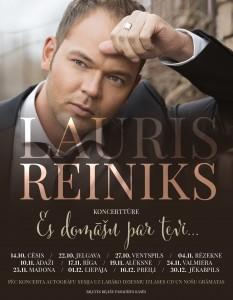 Lauris Reiniks ture 2017